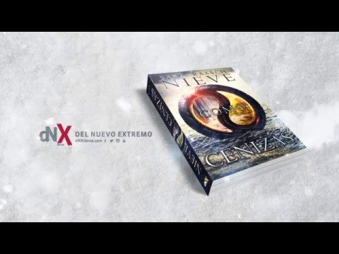 Nieve como Cenizas de Sara Raasch - Book Trailer Oficial