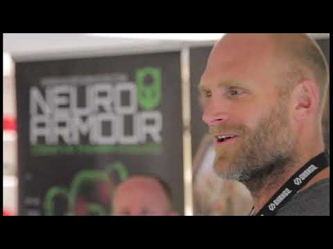 Kyle Turley Launches Neuro Armour Product Line | Shango Las Vegas