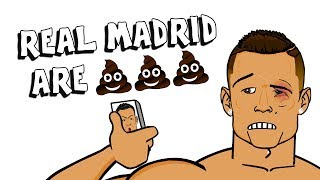 💩REAL MADRID ARE SH**!💩 (2-2 Leganes Copa Del Rey Reaction!)