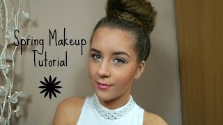 Spring Makeup Tutorial | Faobeauty Thumbnail
