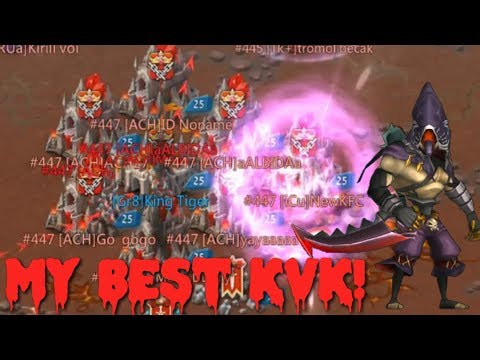 Lords Mobile KvK My New Record! Trap Vs Titan Kingdom
