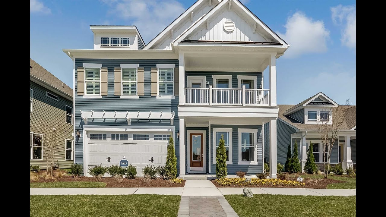 Life At Ocean View Beach Club By K Hovnanian Homes In Bethany
