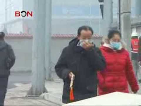 Beijing Released Emergency Plan to Deal with Air Pollution