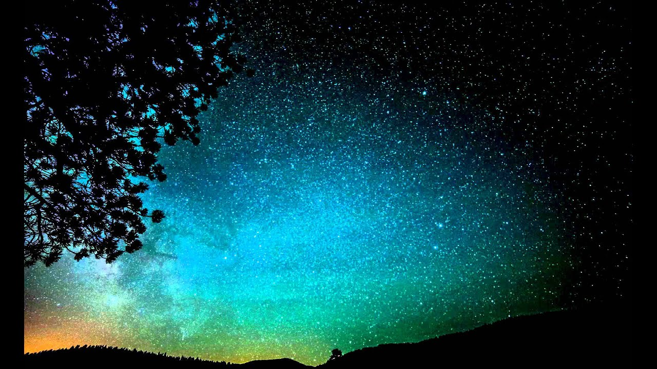 Astrophotography time lapse milky way nikon d800 rokinon 14mm f/2 8  colorado springs south meadows