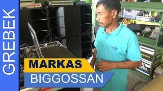 Gambar cover MARKAS BIG GOSSAN AUDIO BLITAR