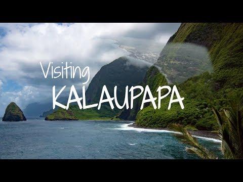Kalaupapa National Historical Park Tour   Vlog