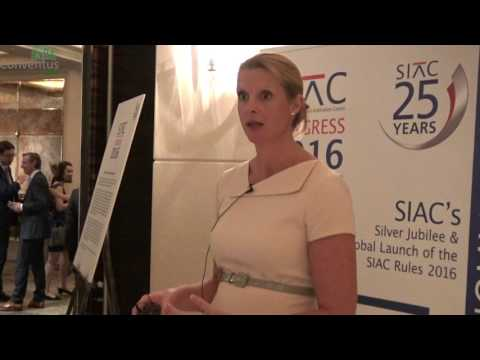 SIAC Congress 2016 - Myths and challenges to third party funding for arbitration.