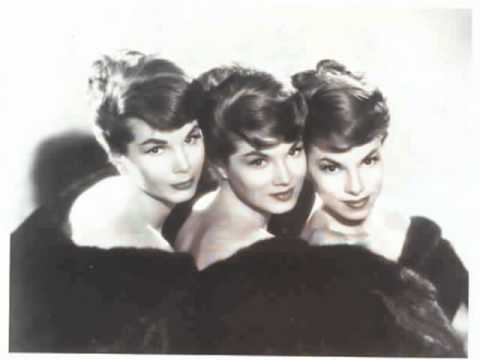 The McGuire Sisters  No More