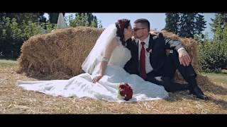 Свадебное видео Прогулка Марина и Сергей