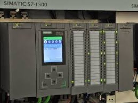 S7 1500 with ET200 SP Profinet Distributed IO system configuration
