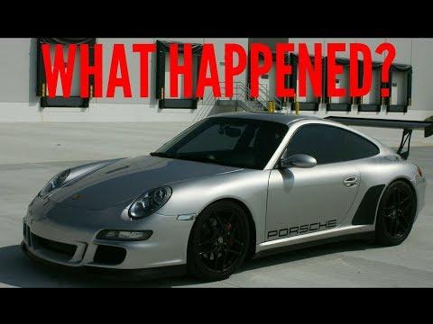 I Sold My Porsche 997 and learned a BIG Lesson! 2008 Porsche carrera 4s