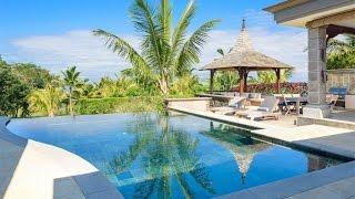 Golf & Beach Villa in Bel Ombre, Mauritius