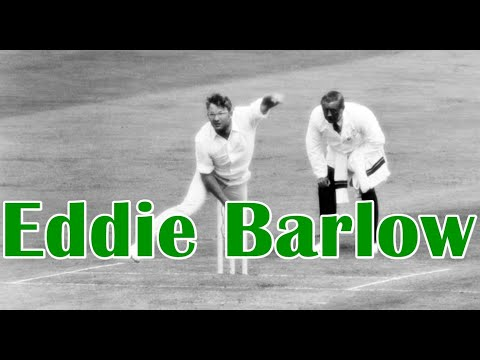 Eddie Barlow - The Great South African All Rounder