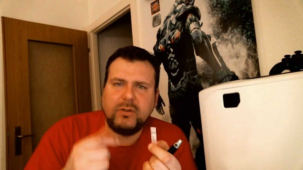 rauchen oder dampfen ego t elektrische zigarette youtube. Black Bedroom Furniture Sets. Home Design Ideas