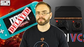 A BIG Game Gets Delayed To 2020 And The Atari VCS Is Getting Flat Out Embarrassing | News Wave