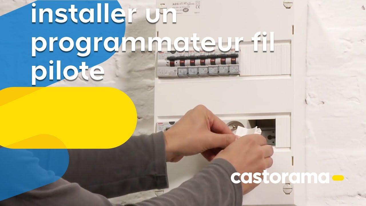 Comment brancher un nouveau thermostat