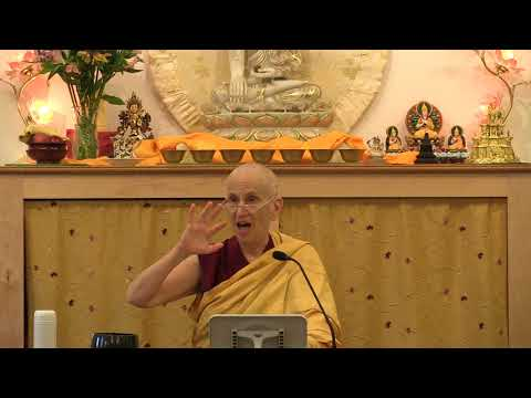 06 Approaching the Buddhist Path: The Four Truths of the Aryas 09-21-18