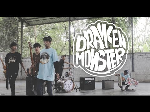 DRANKEN MONSTER - Berjumpa Kembali (Official Music Video)