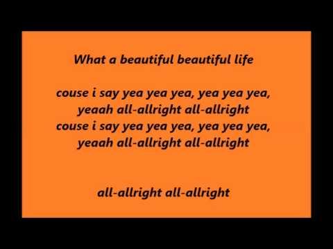 OCEAN-Beautiful Life(Lyrics)