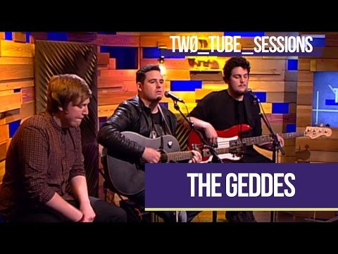 The Geddes - 'Only Human' (live) | Two Tube