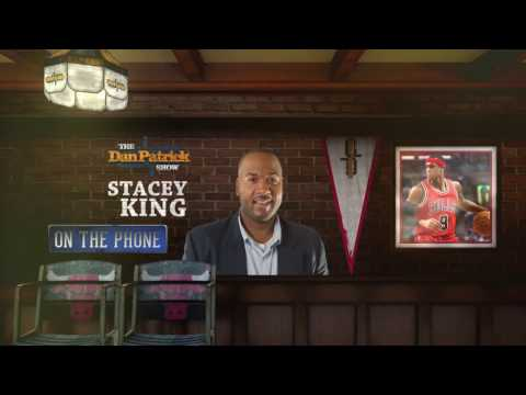 "Stacey King Breaks Down the Bulls Locker Room Turmoil and a ""Frustrating"" Season in CHI (1/27/17)"