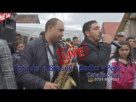 Godici Tunete si Fulgere -Toni de la Brasov - Peke - LIVE - Colaj - Mega Show - Nunta - * NOU *