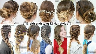 My Favourite 2017 Hairstyles | Hair Tutorials | Braidsandstyles12