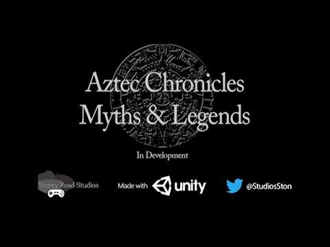 Trailer: Aztec Chronicles Myths & Legends