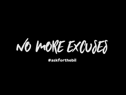 BIL MUSA - NO MORE EXCUSES (Official Music Video)