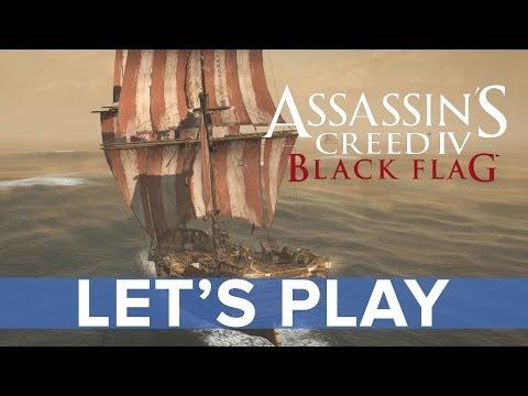 Assassin's Creed 4 - Spoiler-free tour of the open world - Eurogamer