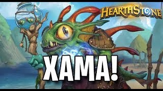 XAMA O XAMÃ! - Hearthstone (Standard Even Shaman)