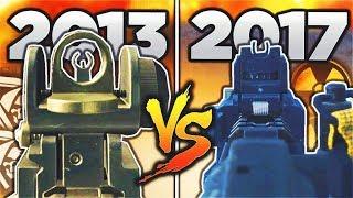 VECTOR vs. KARMA-45! Which Gun did @InfinityWard Make Better?! (Call of Duty Guns)