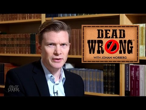 Dead Wrong® with Johan Norberg - Hans Rosling
