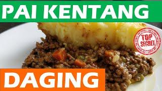 Pai Kentang Daging (2020)- Shepherd's Pie