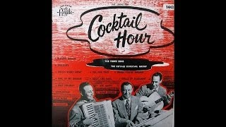 The Three Suns & The Royale Cocktail Group: Cocktail Hour (Royale Records)