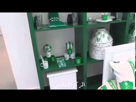 518c2debf حصري &' حفل أفتتاح متجر النادي الأهلي .. Ahli club shop.mp4 ...