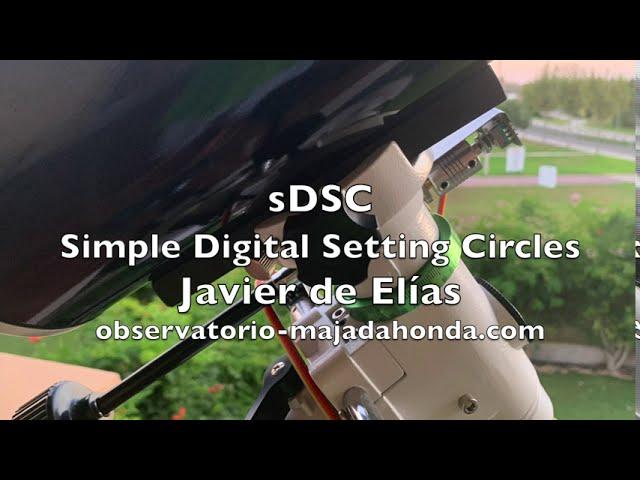 Digital Setting Circles