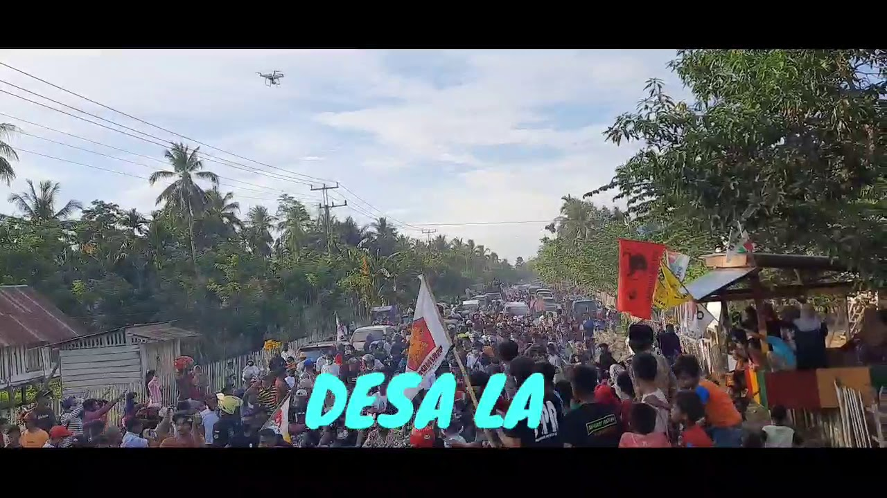 Download KAMPANYE RAJIUN - LA PILI DESA LA IBA, KEC. PARIGI