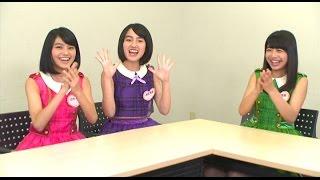 今回のメンバーは 田中珠里、長尾真実、泉川実穂 の3人! 放送では紹介...