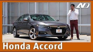 Honda Accord El rey del segmento regresa y con varias sorpresas