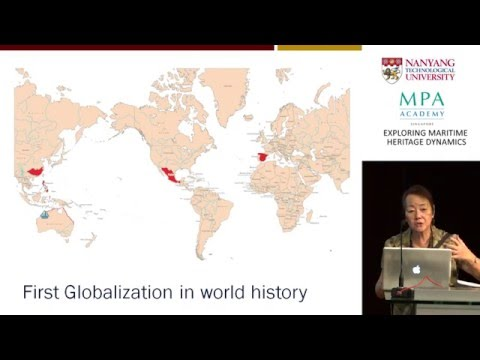 Conference: Exploring Maritime Heritage Dynamics - Evelyn Hu-Dehart