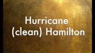 Hurricane (clean) Hamilton