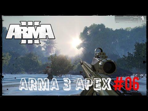 ARMA 3 APEX #06 : Avec MARCUS27500,Protocole Apex/ ARMA3 Campagne/ PC