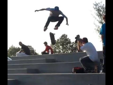Tristan Koelewijn - skateplaza Rotterdam