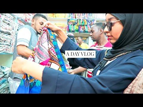#Day Vlog | Shopping in Mombasa Town, Kenya