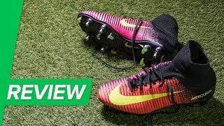 Nike Mercurial Superfly 5 review at San Siro | as worn by Cristiano Ronaldo - Unisport test
