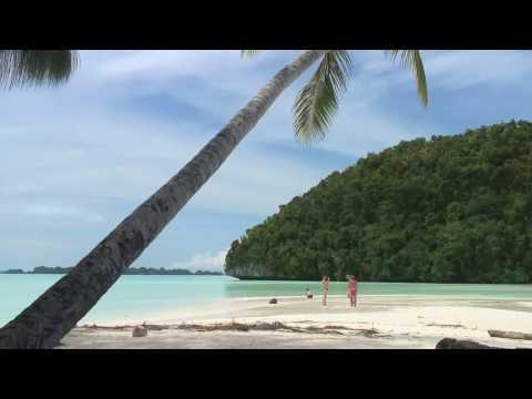 PALAU:  A Taste of Paradise