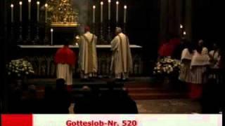 10 Jahre domradio de im Hohen Dom zu Köln 2010 - Einzug