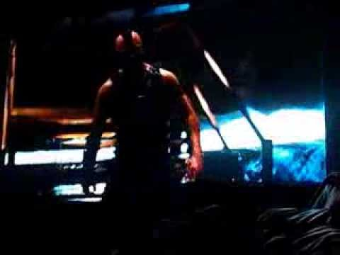 Optoma HD131xe Projector   Dark Knight Rises