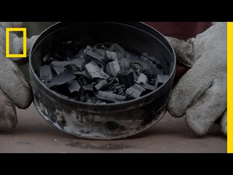Doomsday Prepper Tips: Charcoal | Doomsday Preppers